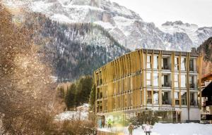 Wintersport - Ski - Mountain Design Hotel EdenSelva - Selva - Dolomiti Superski - Italië