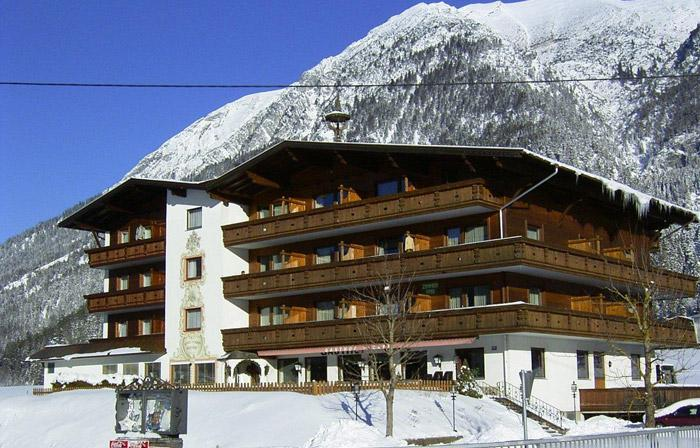 Sportpension Geisler Tirol