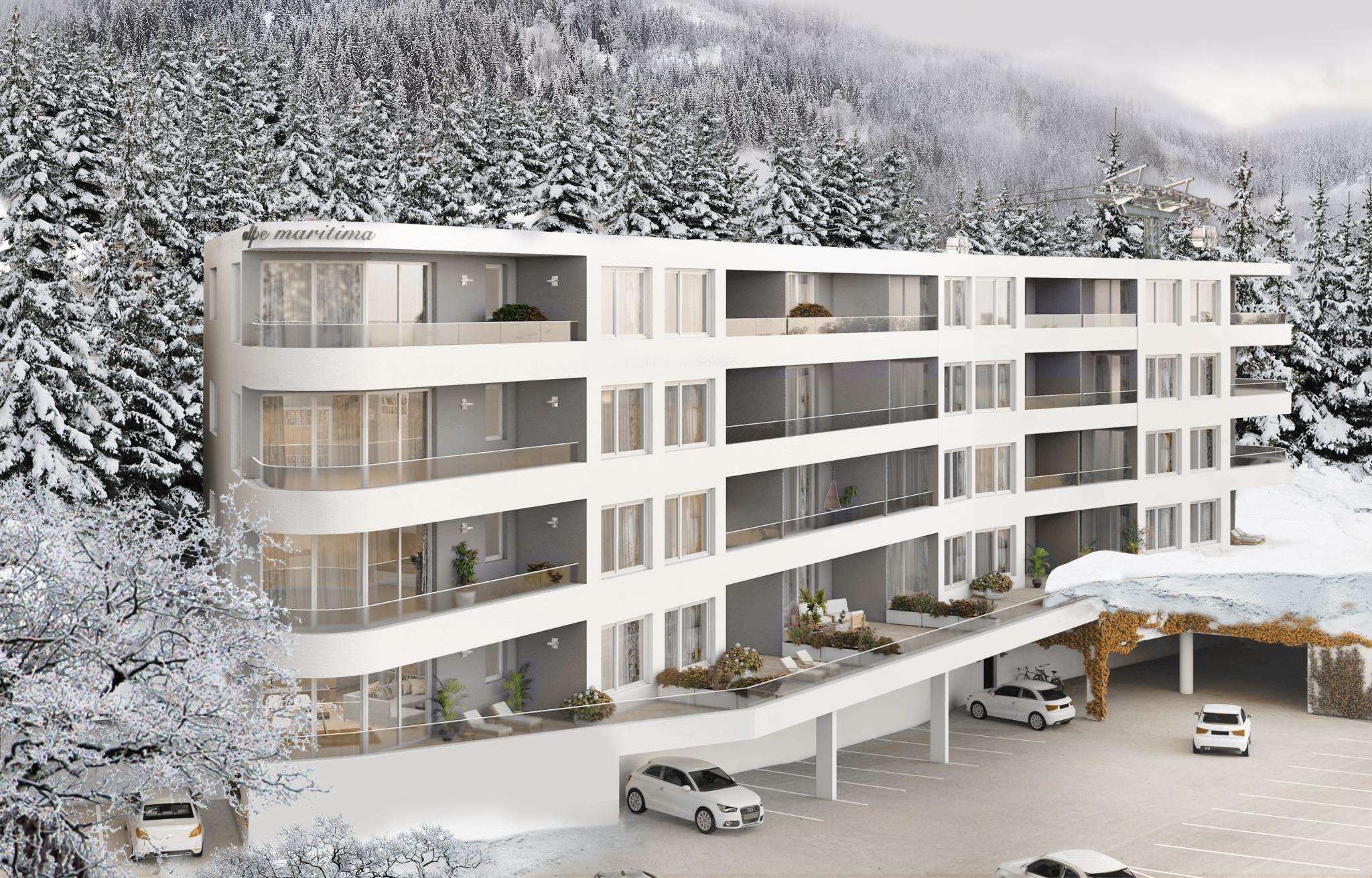 Appartementen Alpe Maritima Ossiacher See Karinthië
