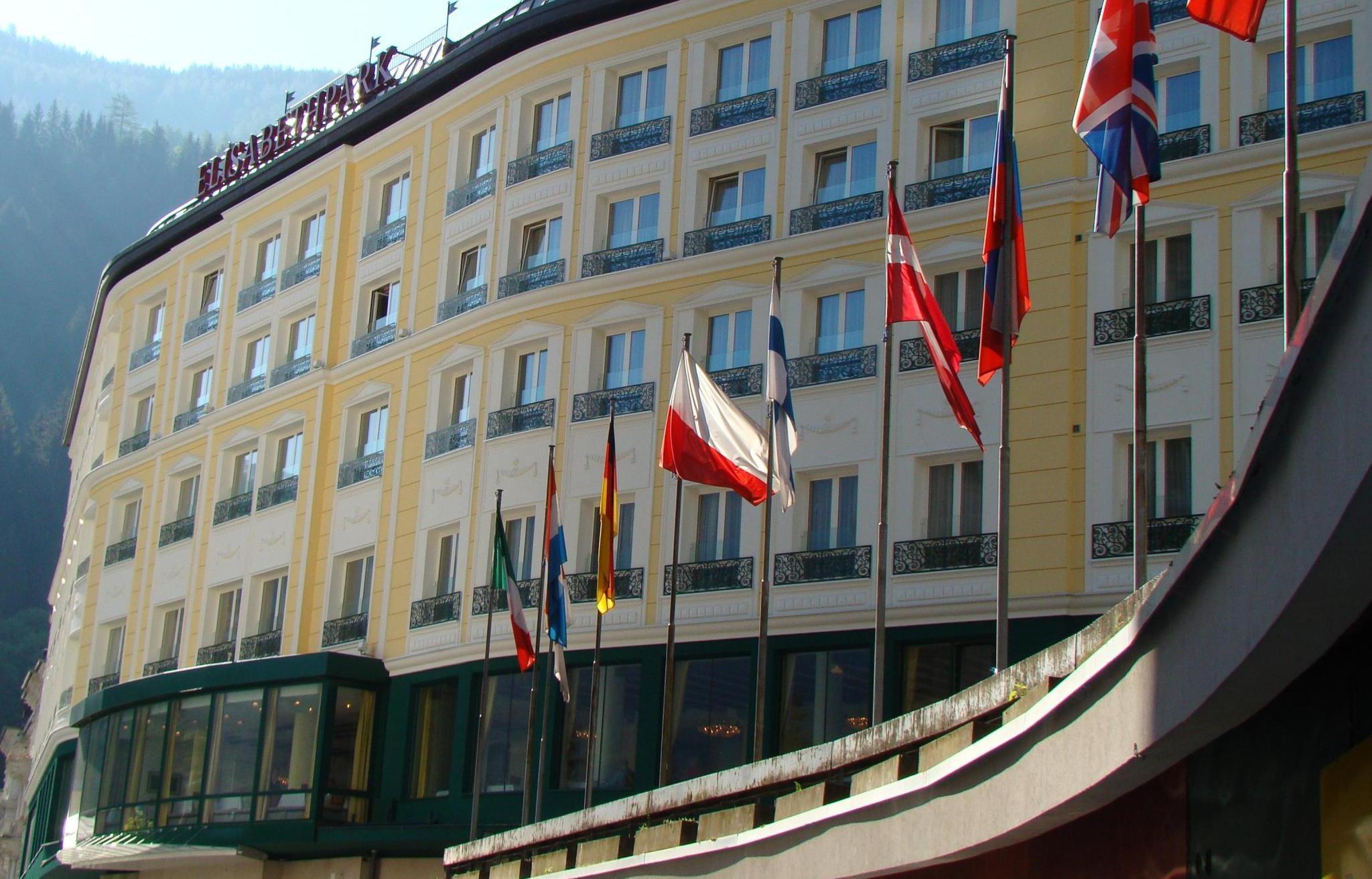 Hotel Elisabethpark Salzburgerland