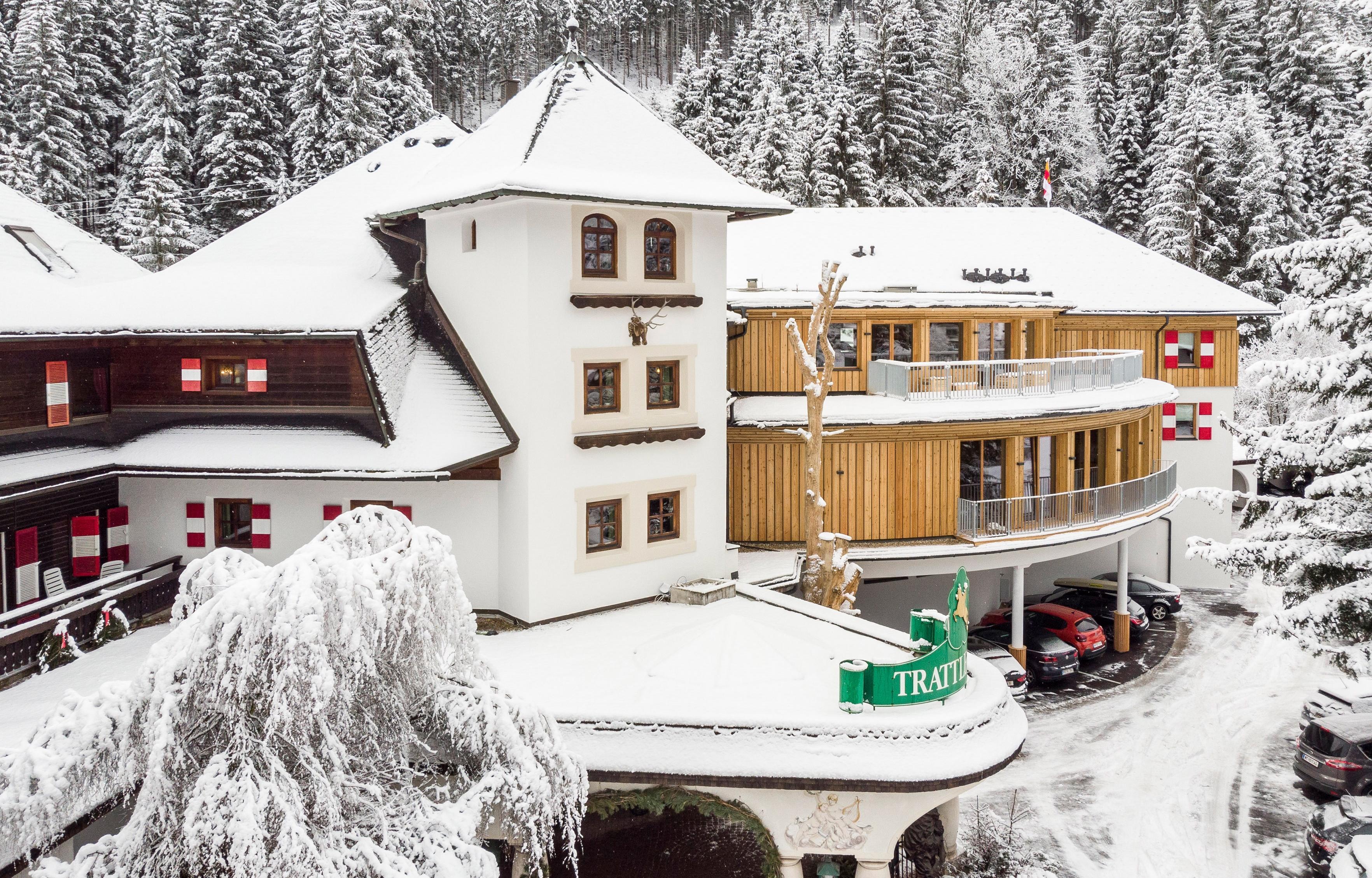 Hotel Trattlerhof Karinthië