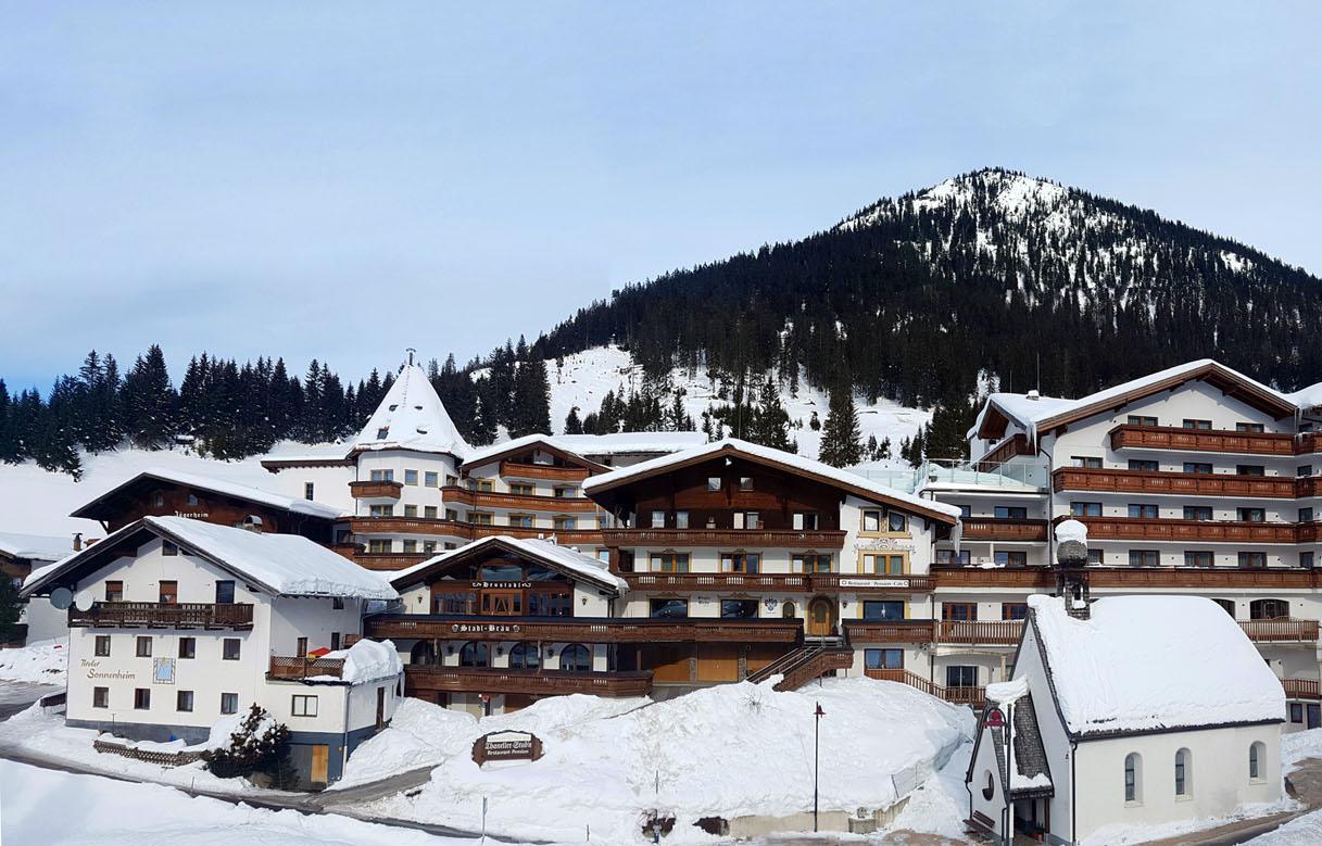 Hotel Thaneller Tirol