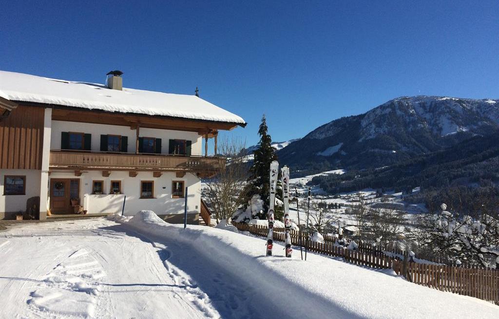 Appartement Franbichl Tirol