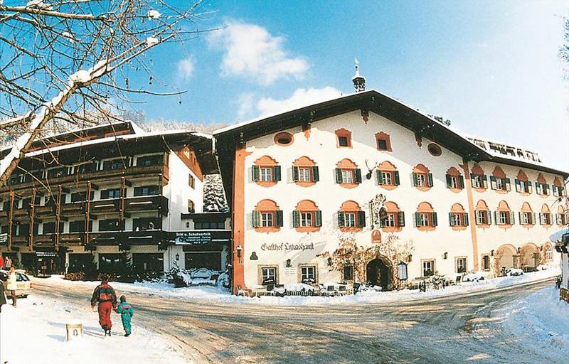 Hotel Lukashansl Salzburgerland