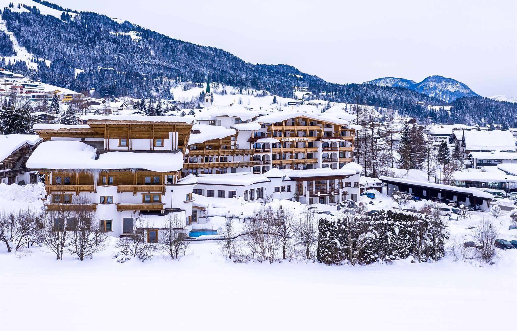 Sporthotel Ellmau Tirol