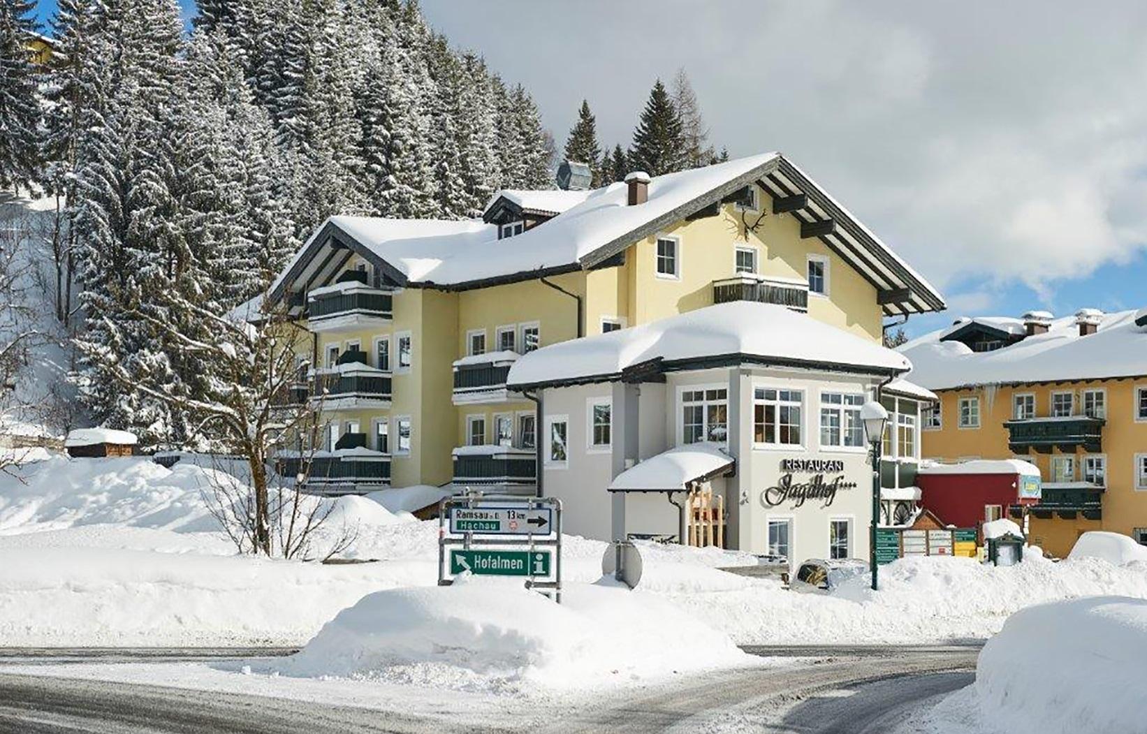 Aparthotel Jagdhof Salzburgerland