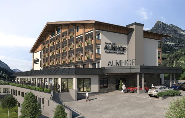 Meer info over Hotel Almhof  bij Summittravel