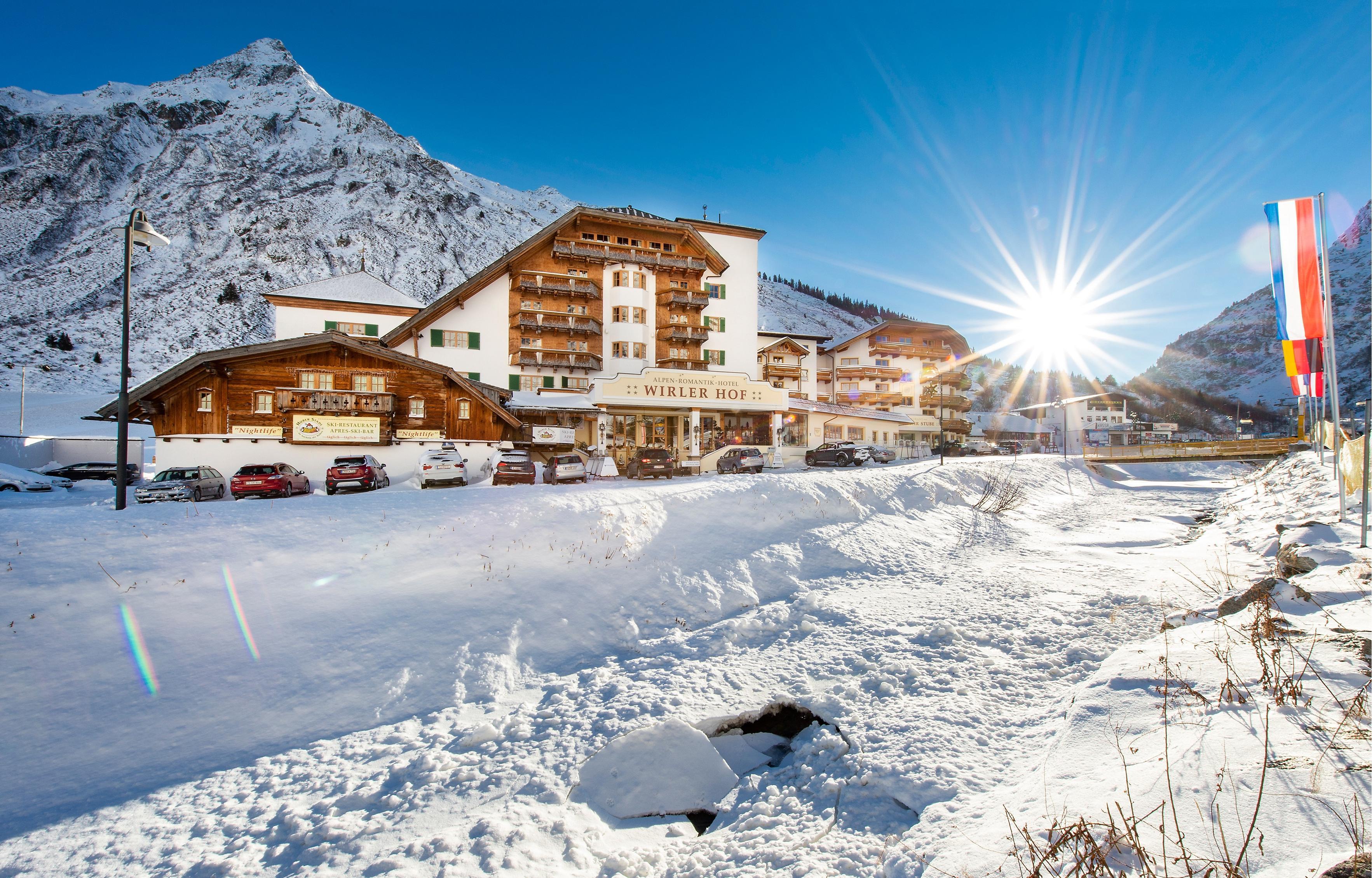 Meer info over Hotel Wirlerhof  bij Summittravel