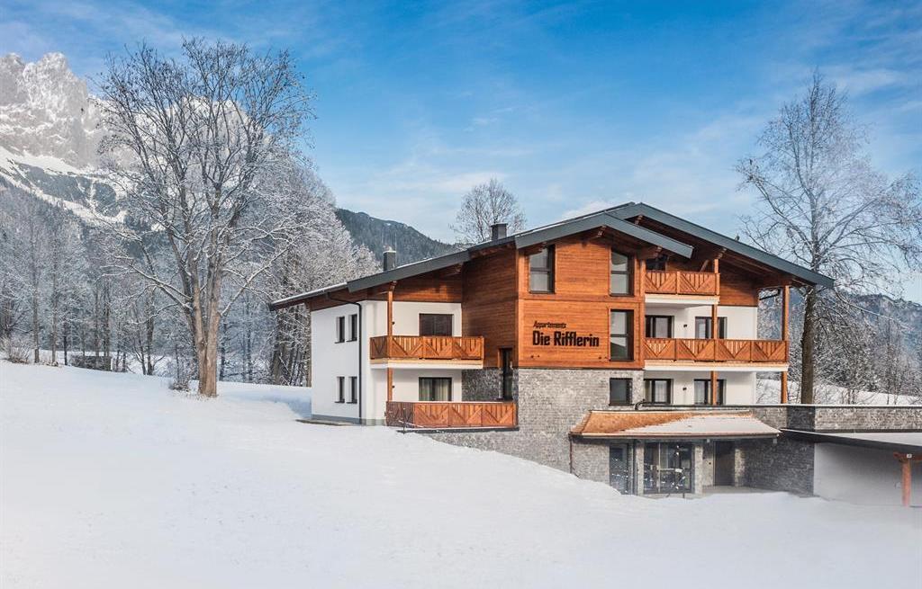 Appartementen Die Rifflerin Tirol