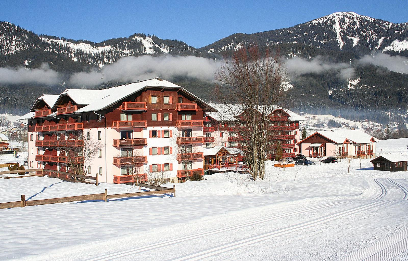 Vitalhotel Gosau Salzburgerland