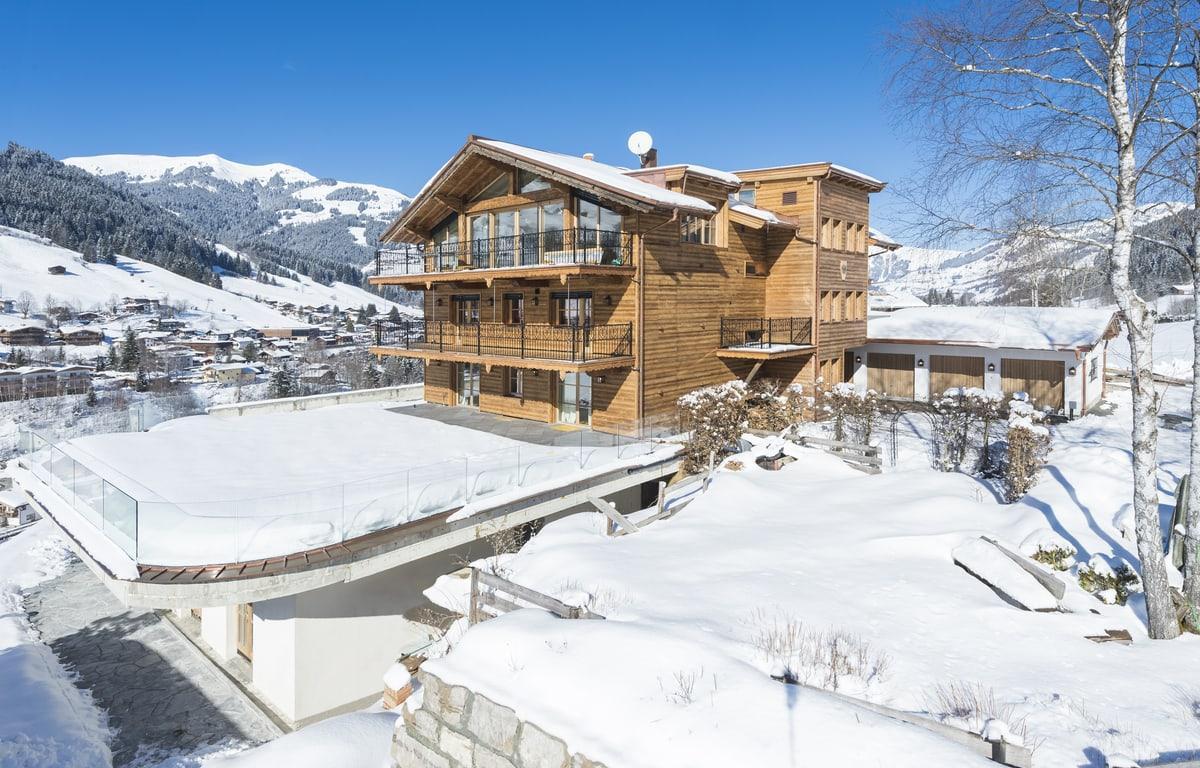 Chalet Evian Tirol