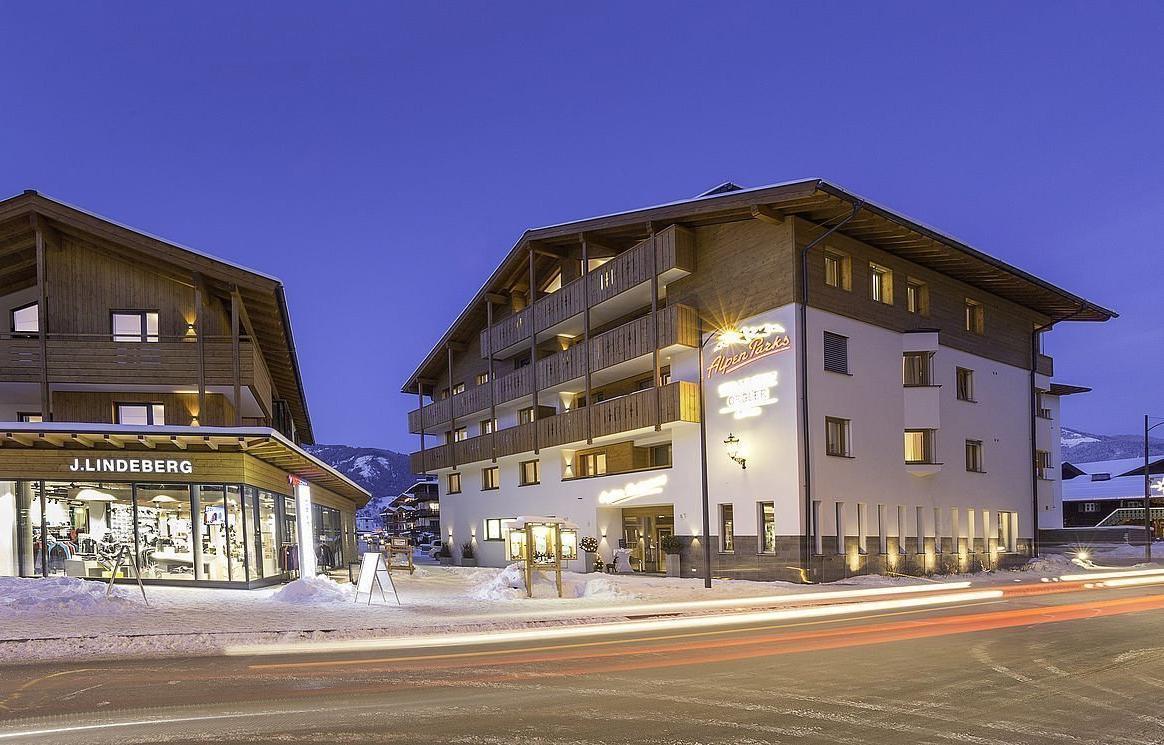 Appartementen Alpenparks Orgler