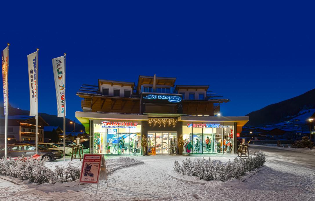 Appartementen Ski Dome Salzburgerland