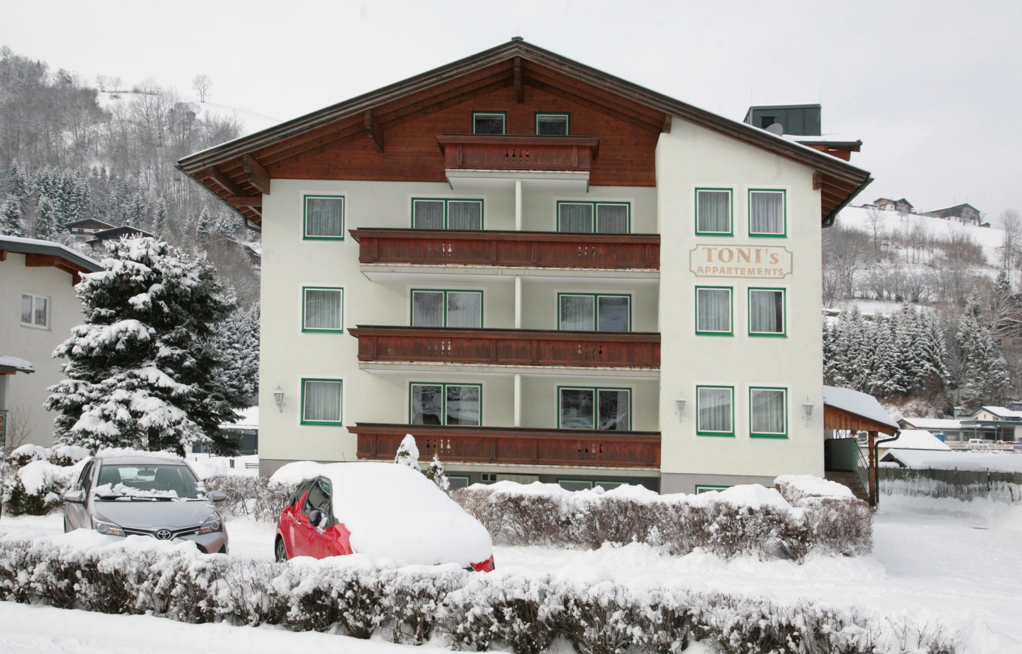 Meer info over Appartementen Toni  bij Summittravel