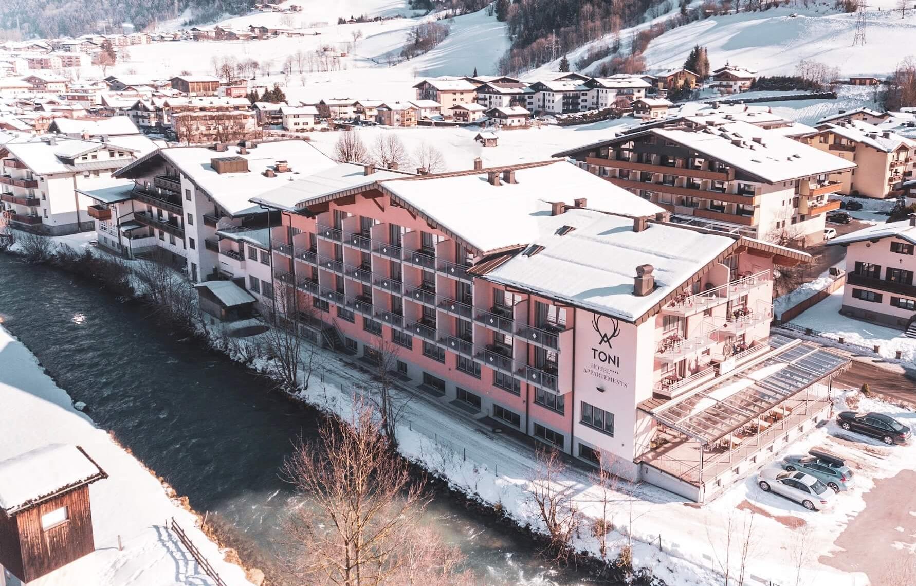 Hotel Toni Salzburgerland