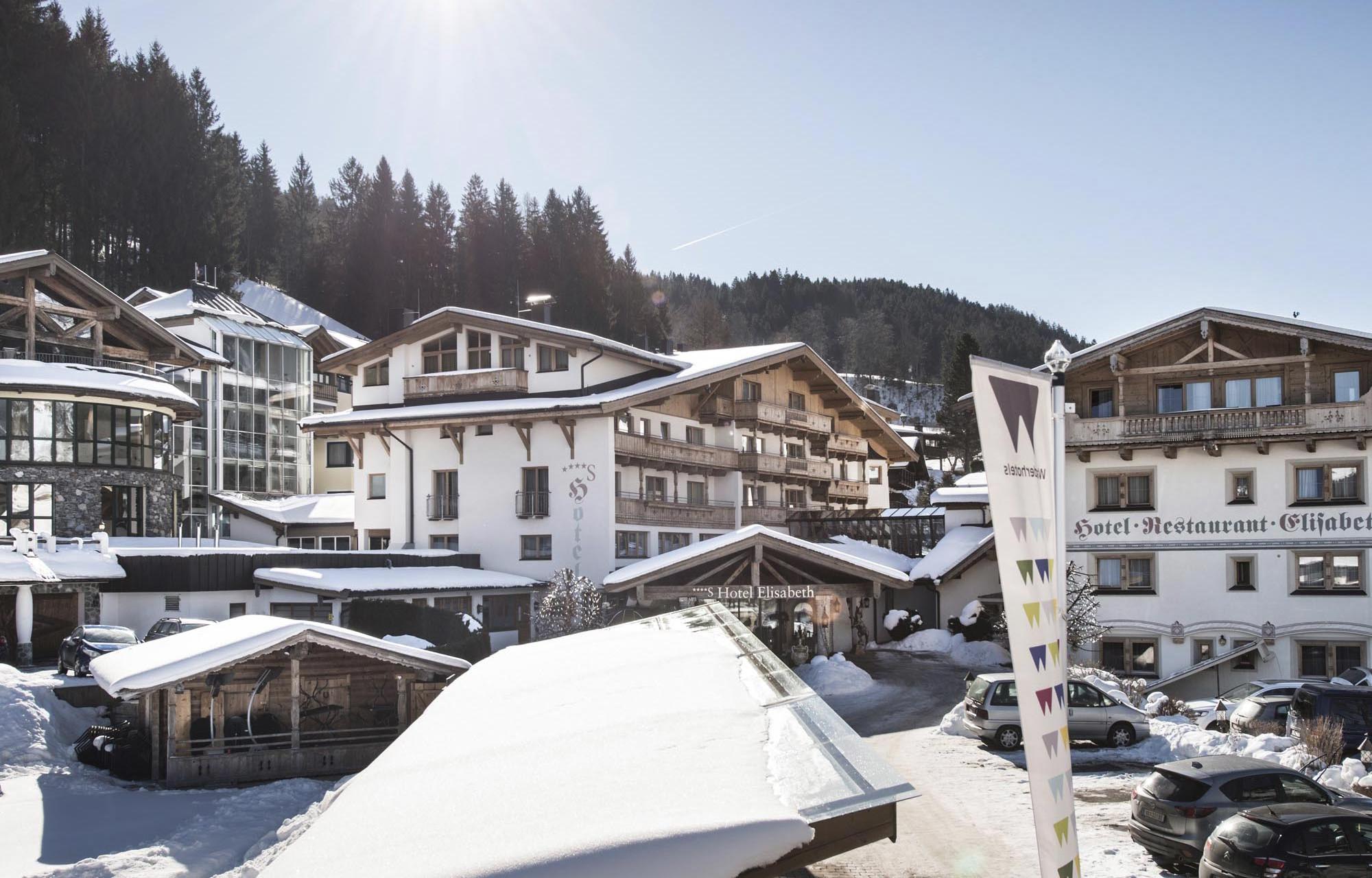 Meer info over Hotel Elisabeth  bij Summittravel