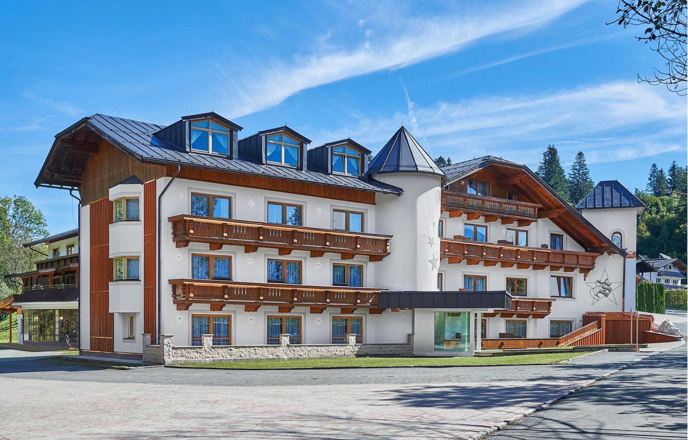 Meer info over Hotel Zum Sternenhof  bij Summittravel