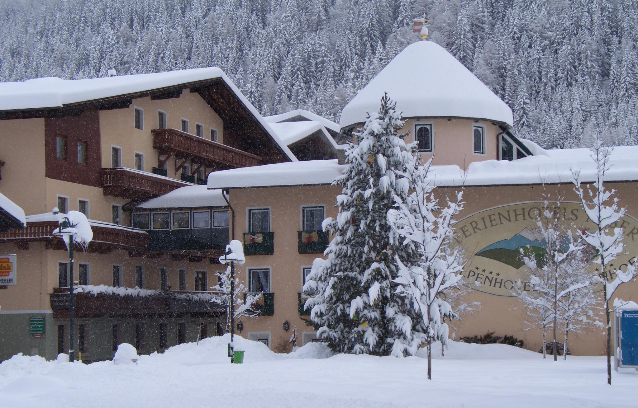 Ferienhotel Alber Alpenhotel Karinthië