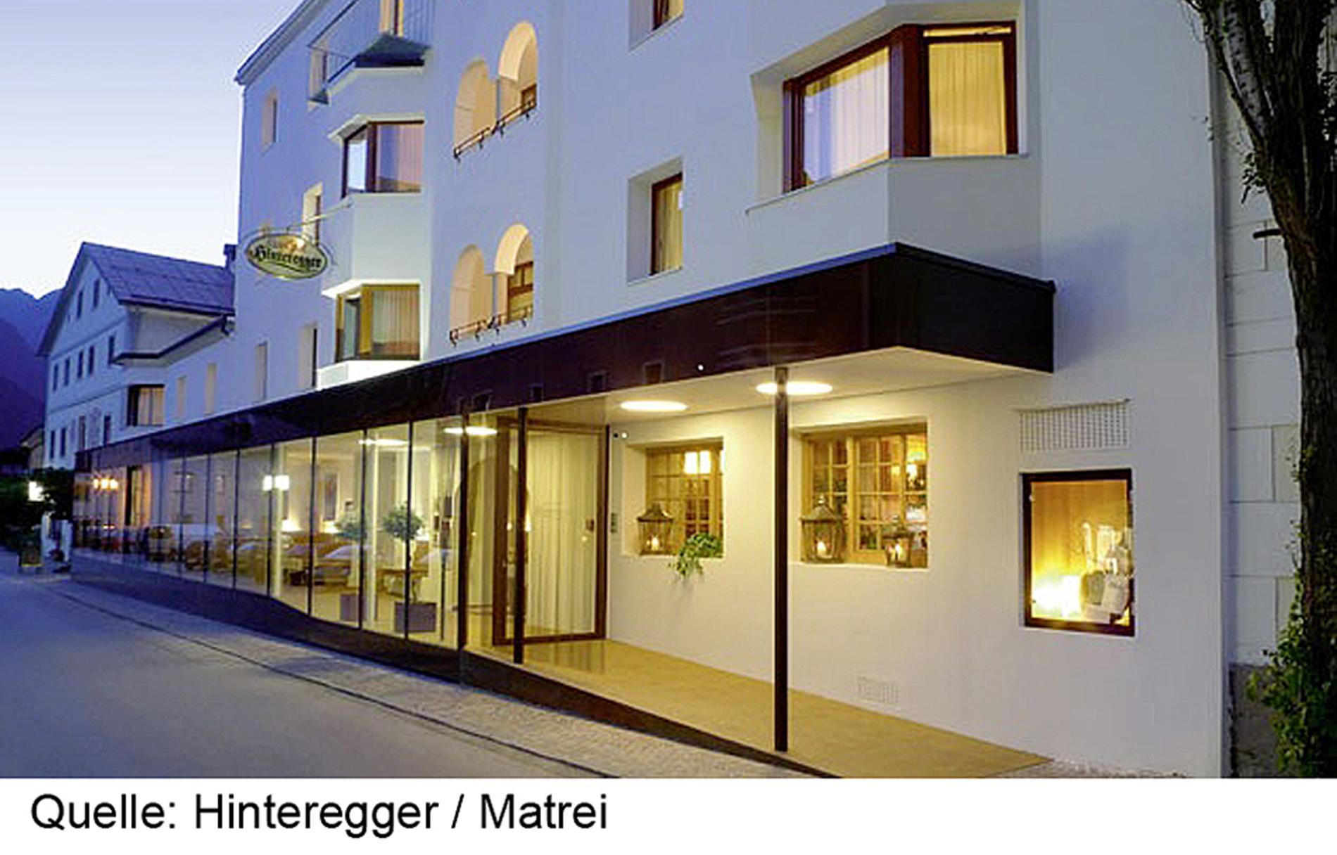 Hotel Hinteregger Tirol