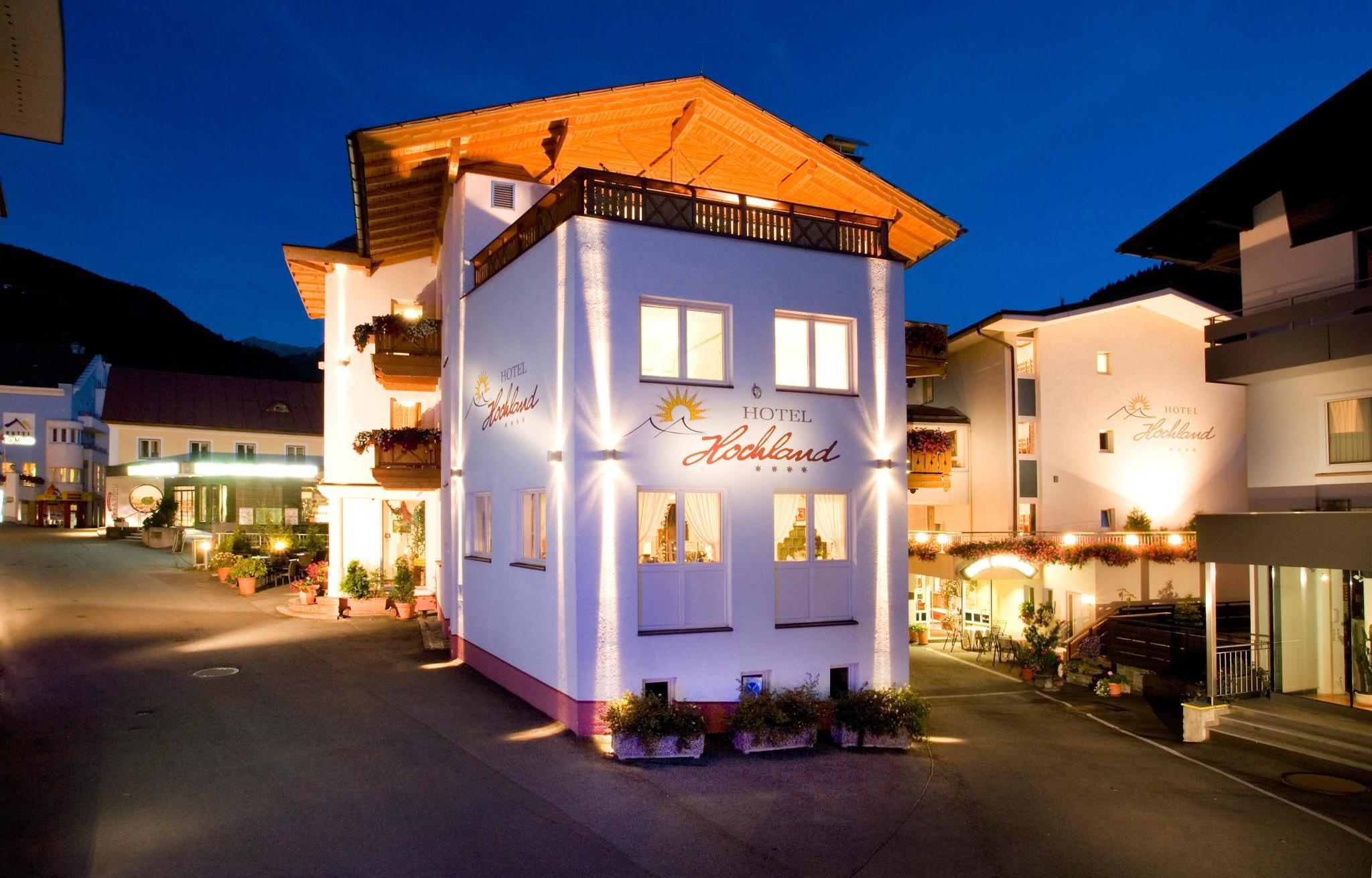Aparthotel Hochland Tirol