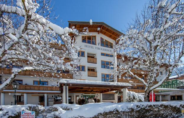 Meer info over Hotel Tirolerhof  bij Summittravel