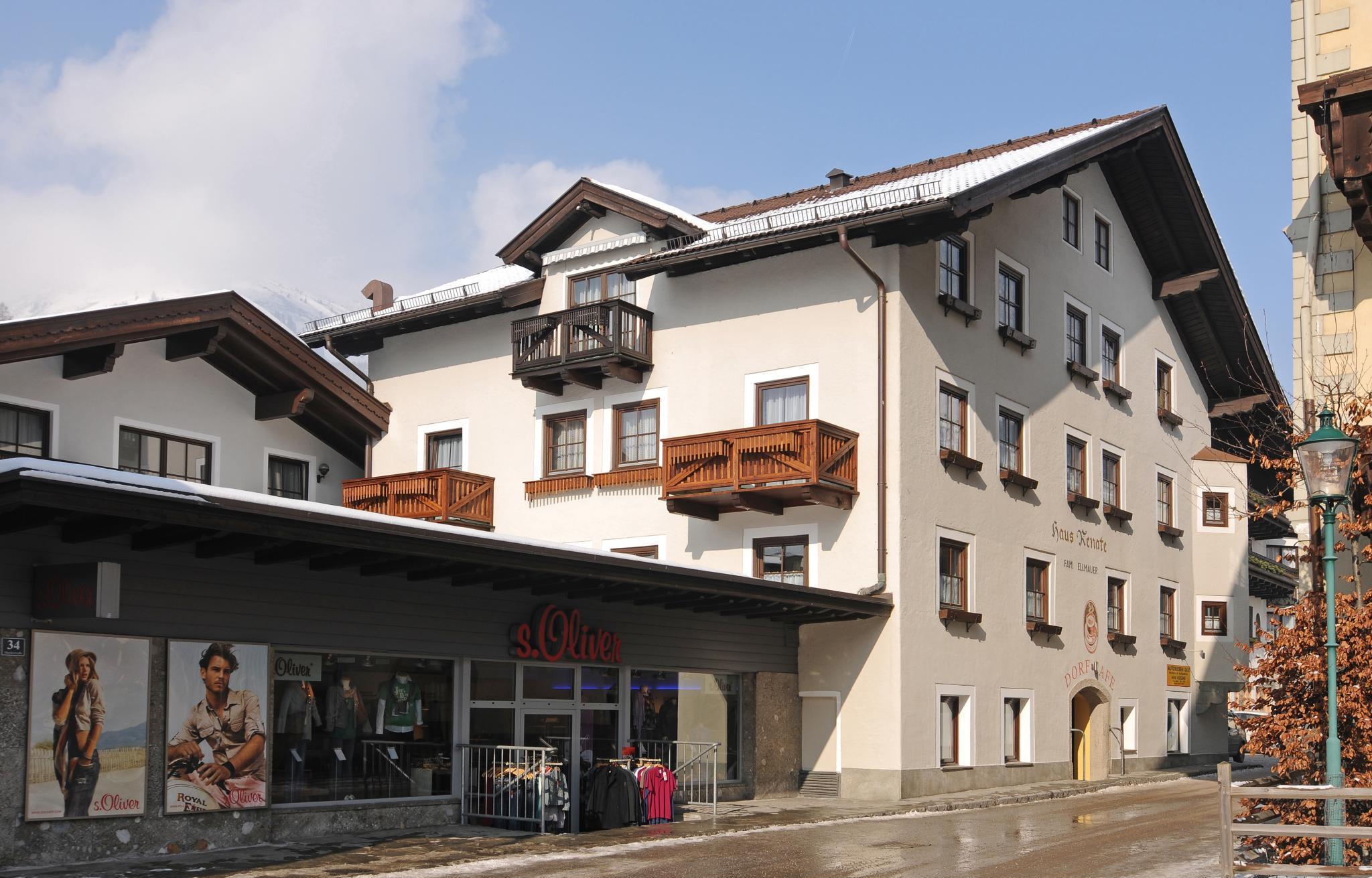 Appartement Haus Renate Salzburgerland