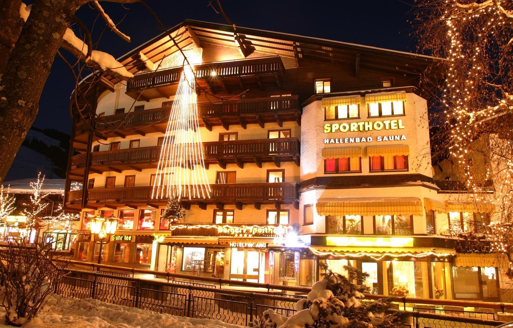 Berger's Sporthotel Salzburgerland
