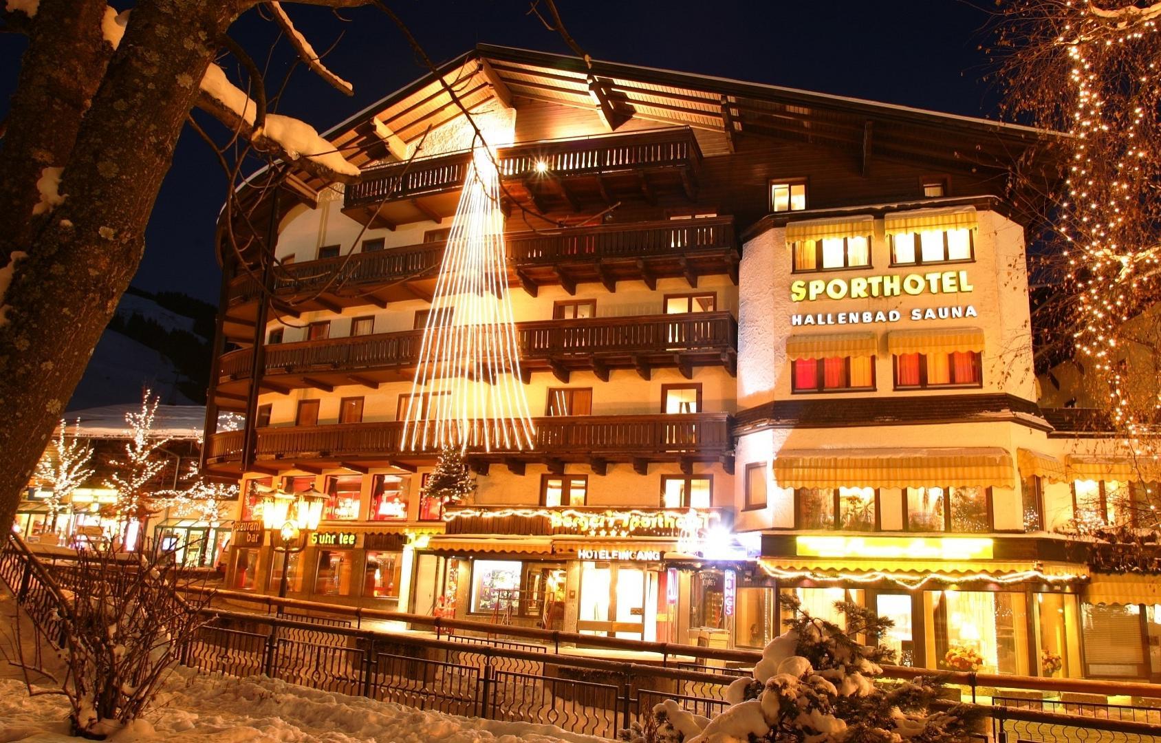 Meer info over Berger's Sporthotel (Dutchweek)  bij Summittravel