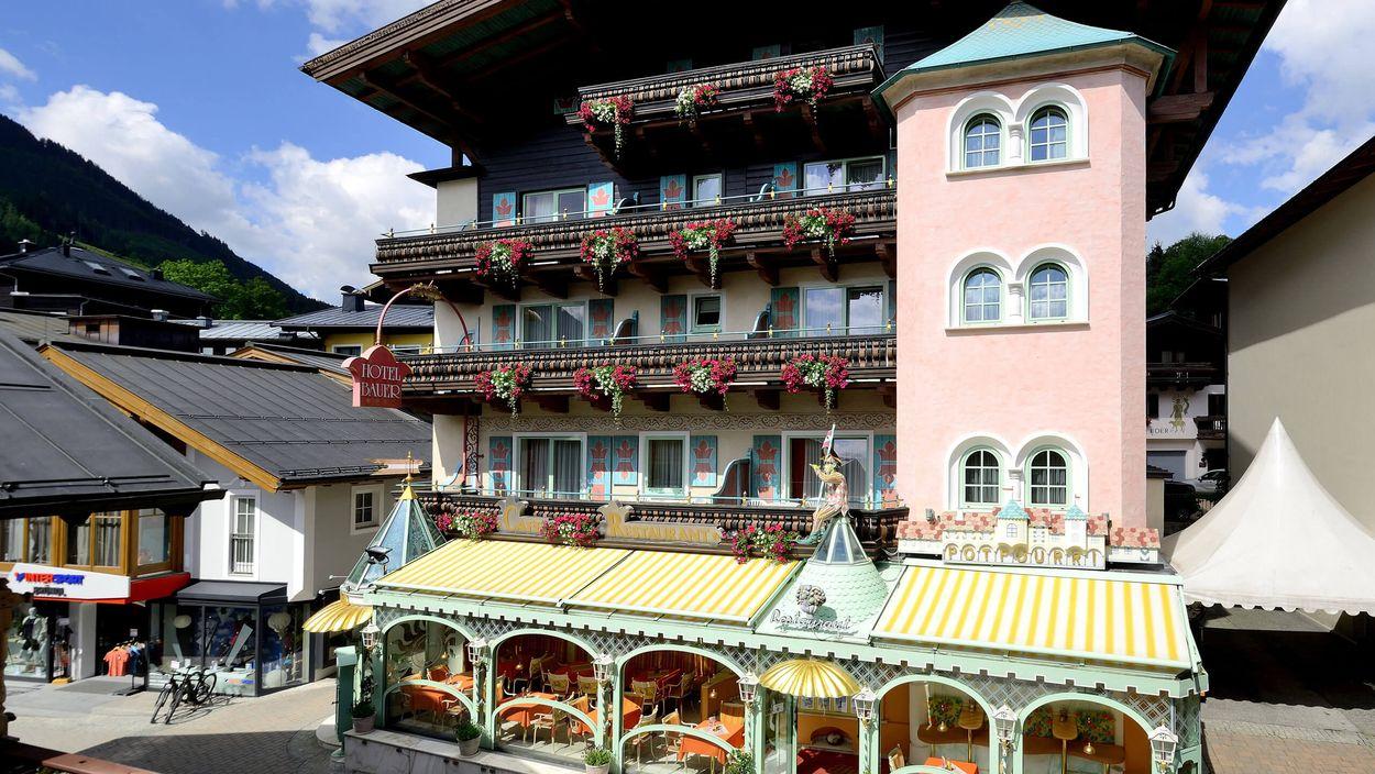 Meer info over Hotel Bauer  bij Summittravel
