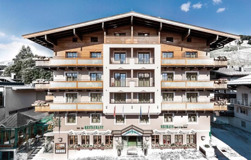 Hotel Neuhaus (Dutchweek) Salzburgerland