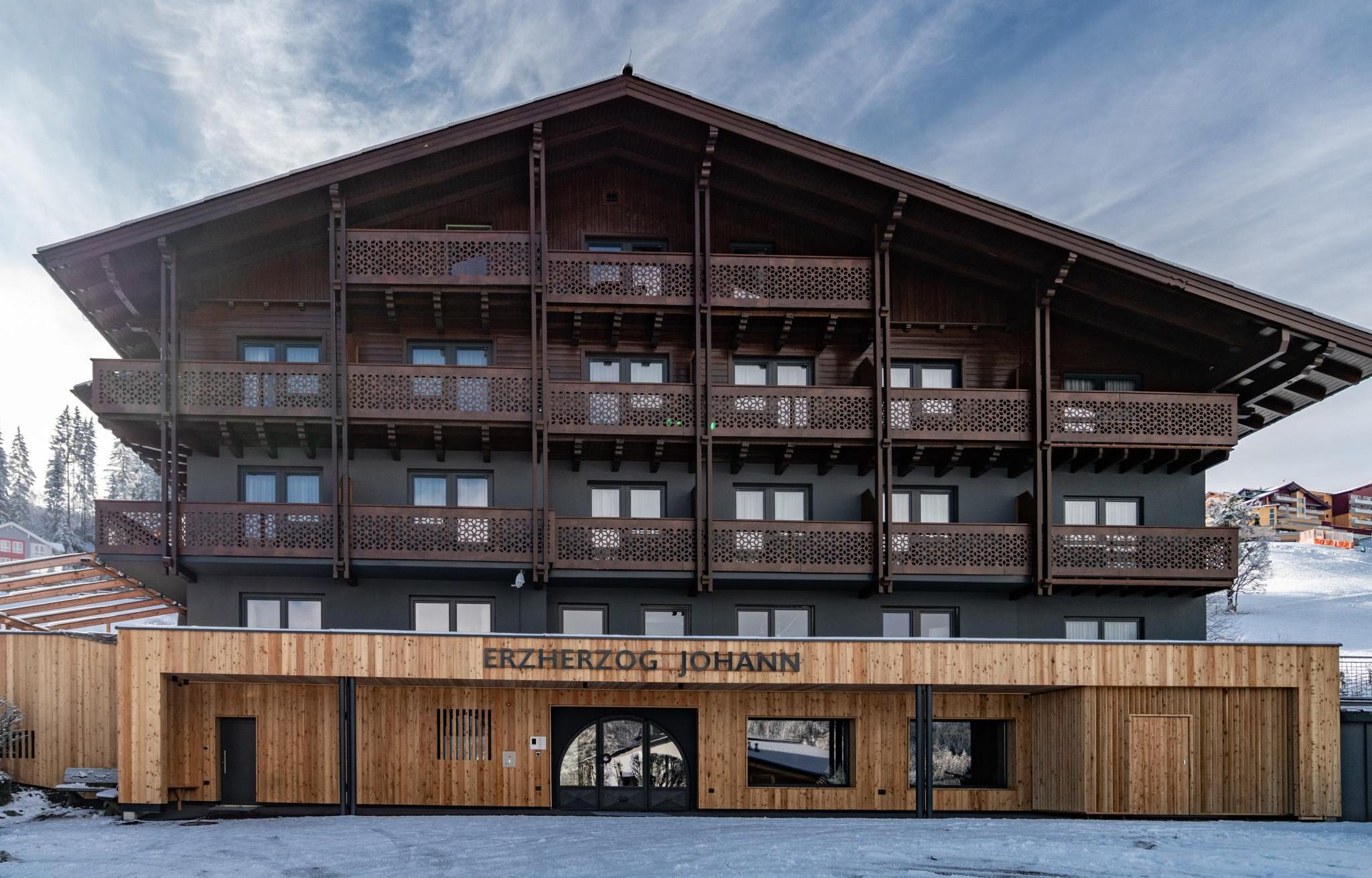 Alpenhotel Erzherzog Johann Salzburgerland