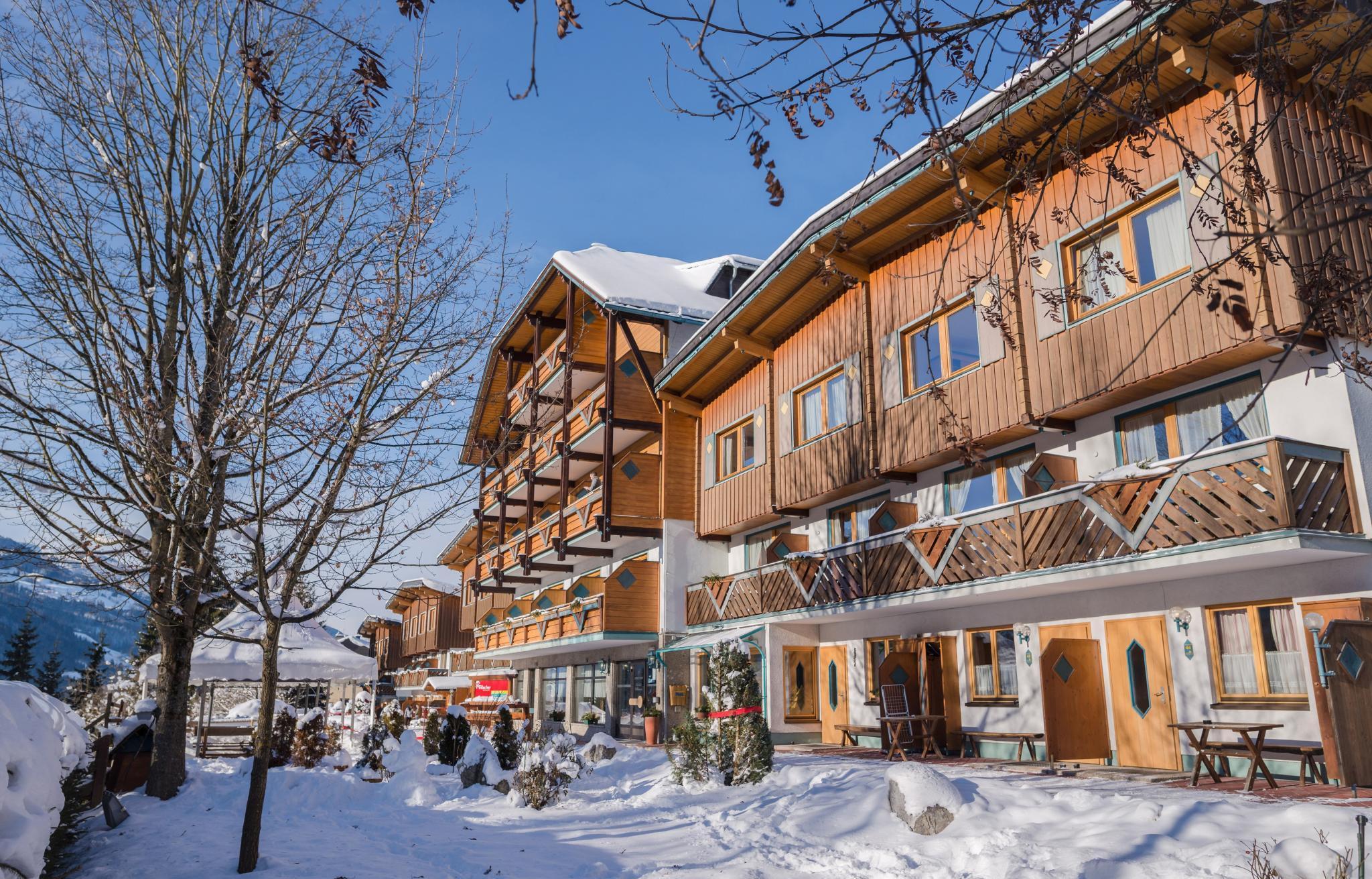 Hotel Ferienalm Salzburgerland