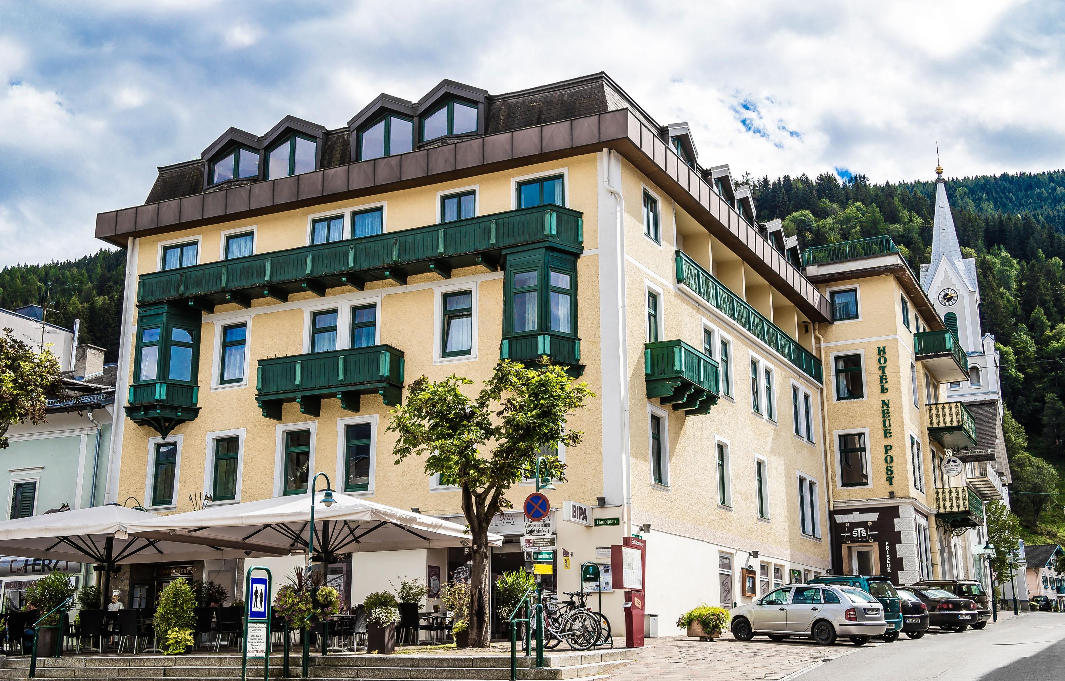 Hotel Neue Post Salzburgerland