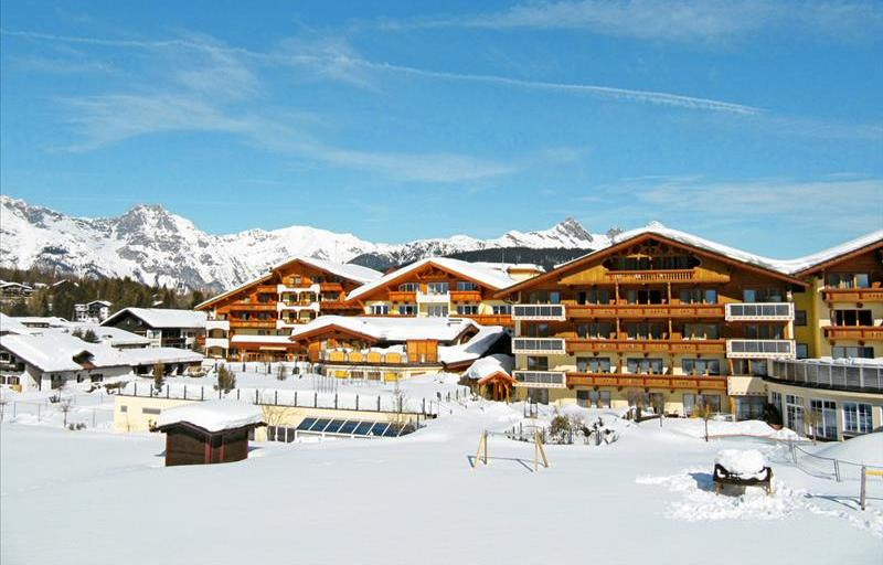 Alpenpark Resort Tirol