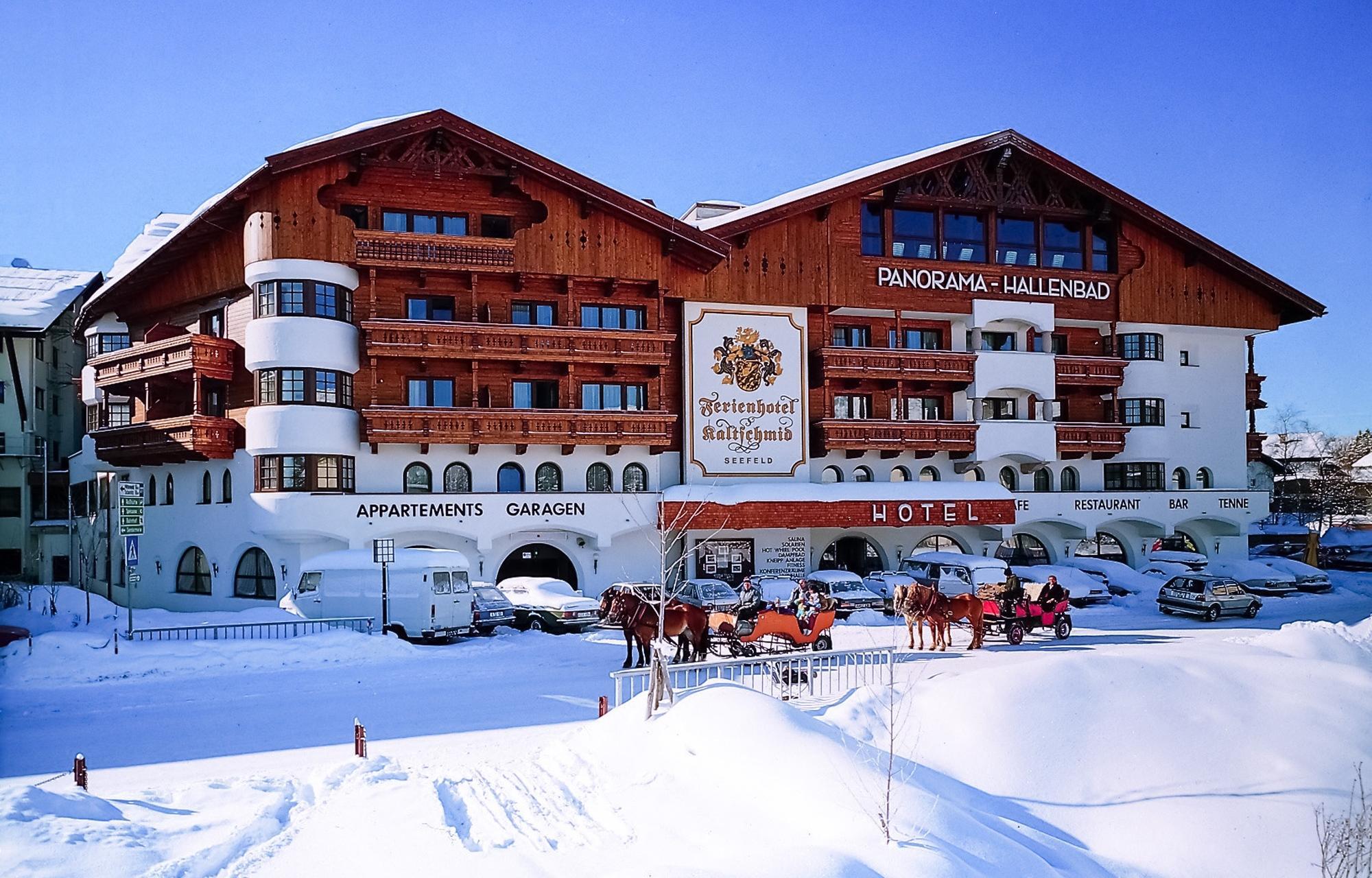 Ferienhotel Kaltschmid Tirol