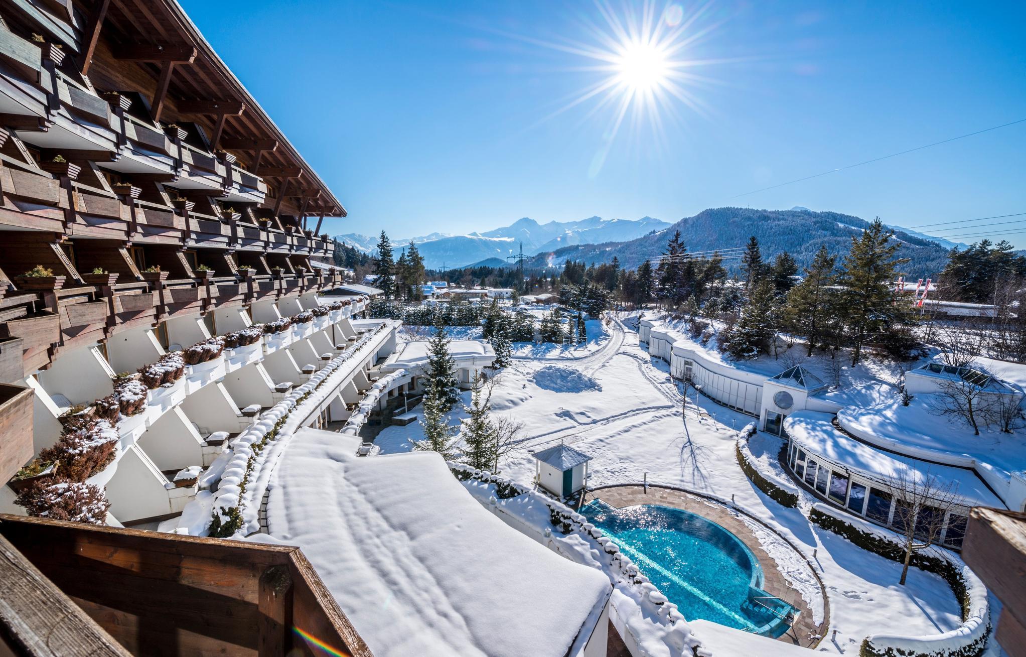 Krumers Alpin Resort Spa Tirol