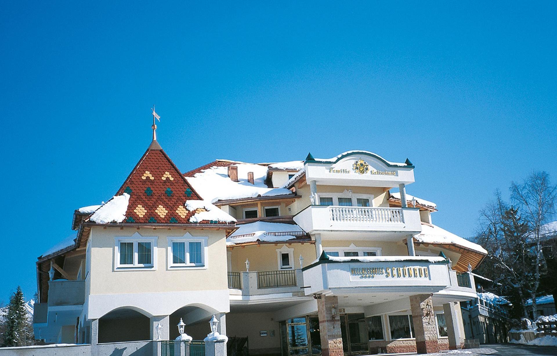 Meer info over Wellnesshotel Schönruh  bij Summittravel