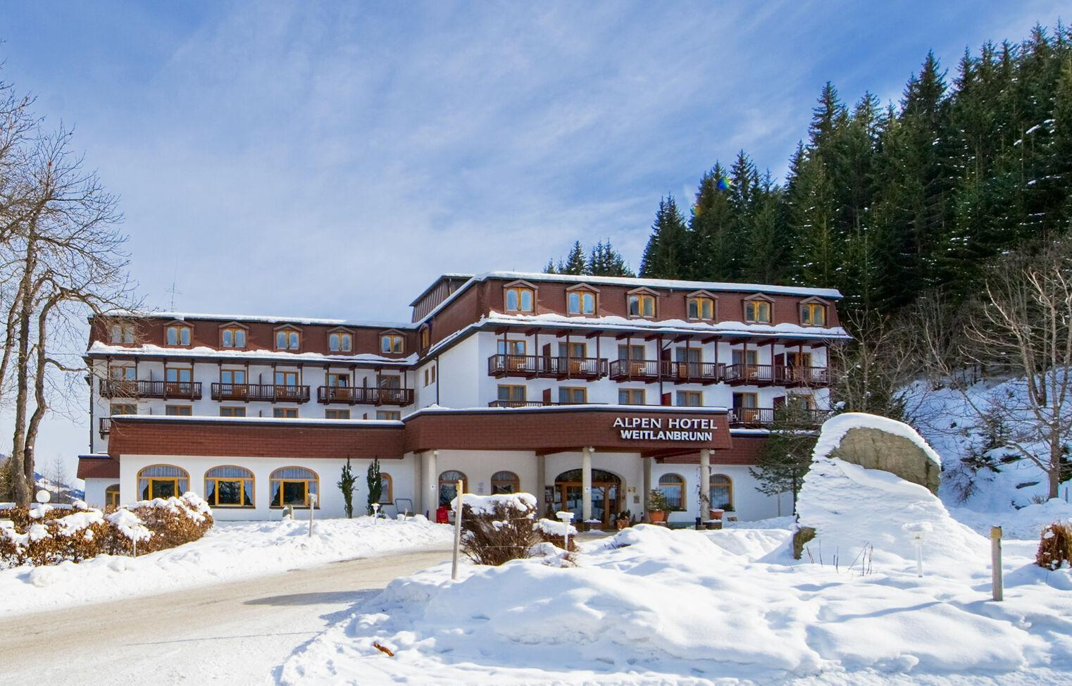 Alpenhotel Weitlanbrunn Tirol