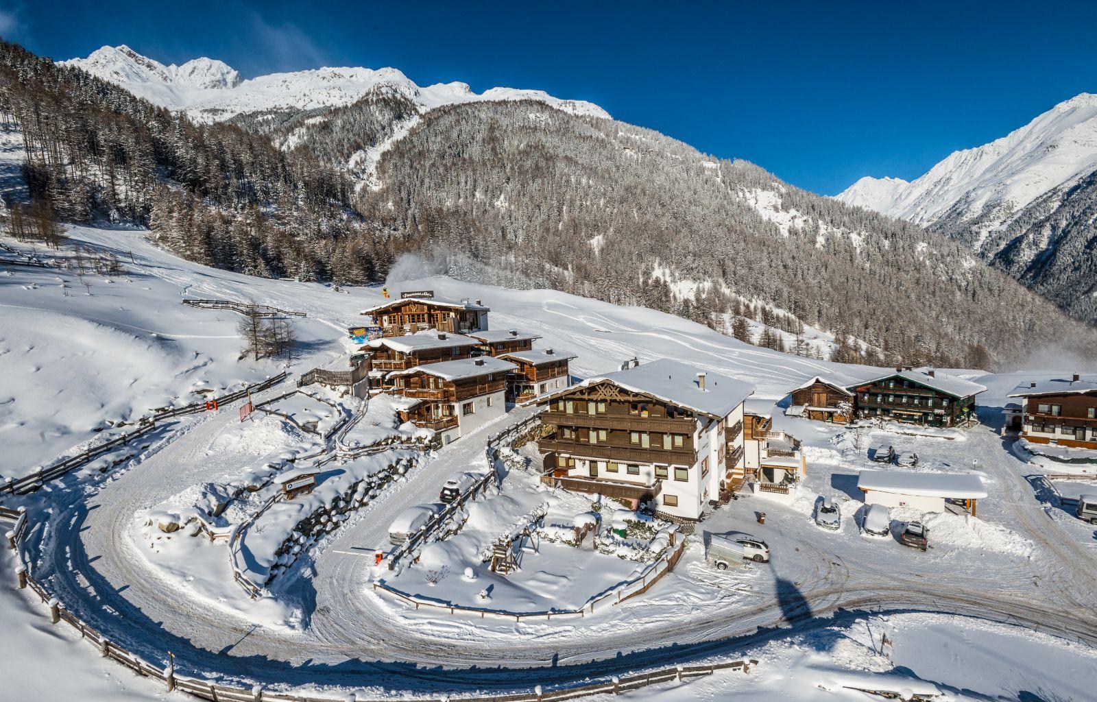 Grünwald Alpine Lodge III Tirol