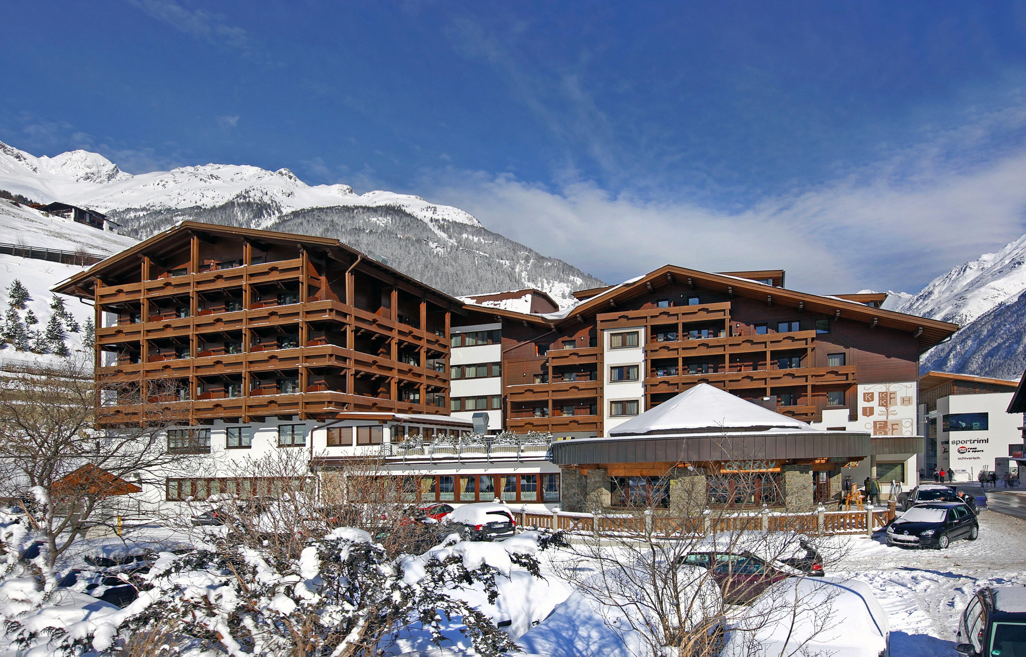 Meer info over Hotel Tyrolerhof  bij Summittravel