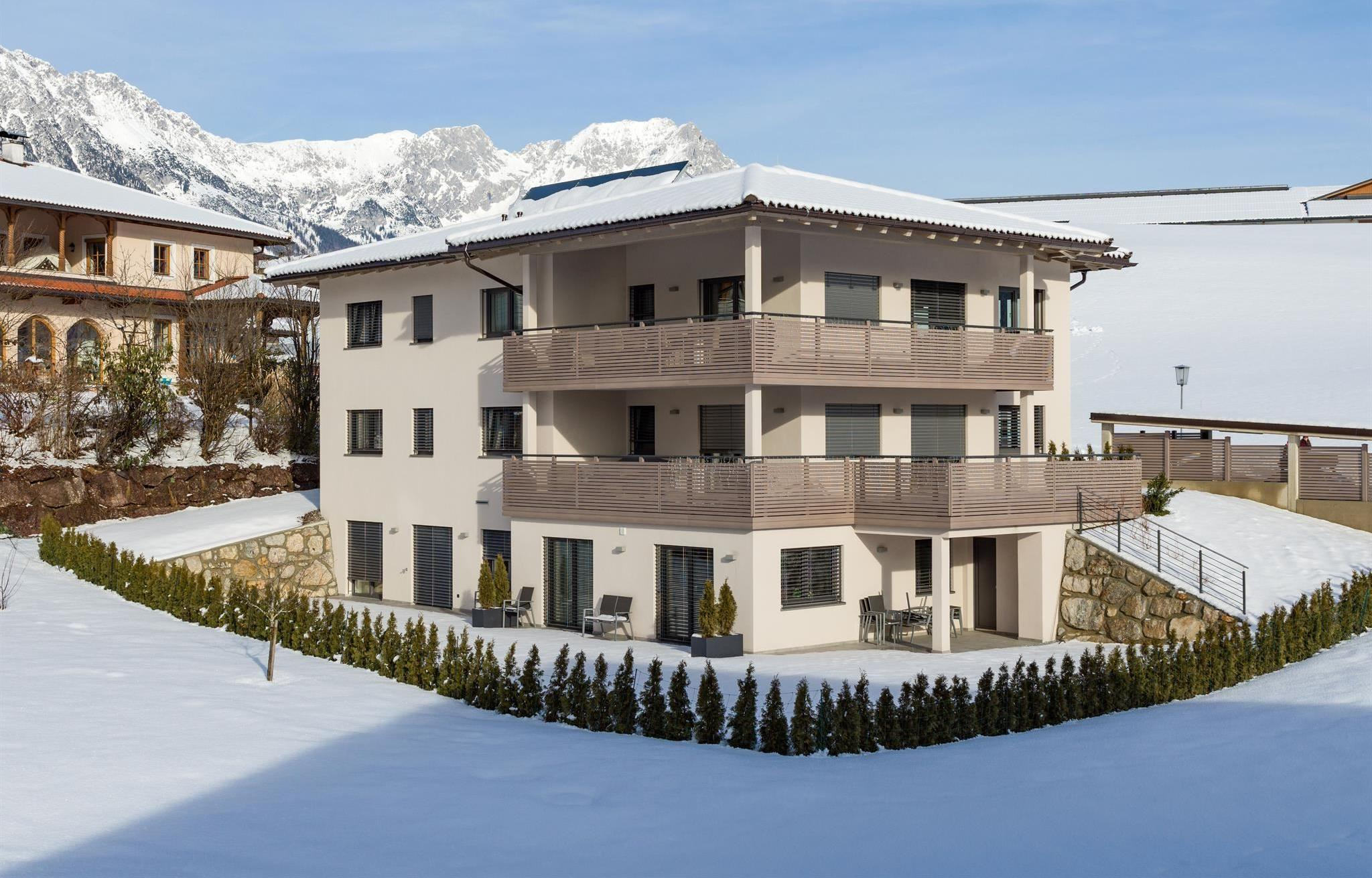 Appartementen Deluxe am Wilder Kaiser Tirol