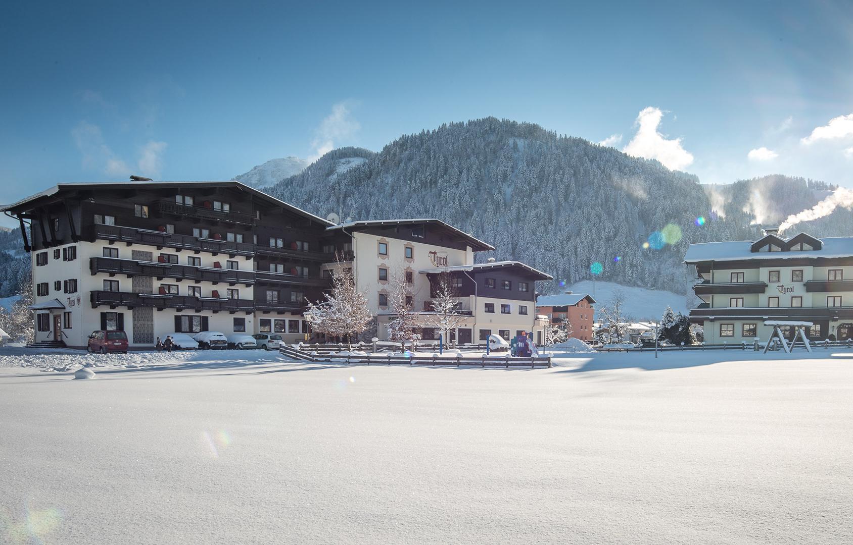 Meer info over Hotel Tyrol  bij Summittravel