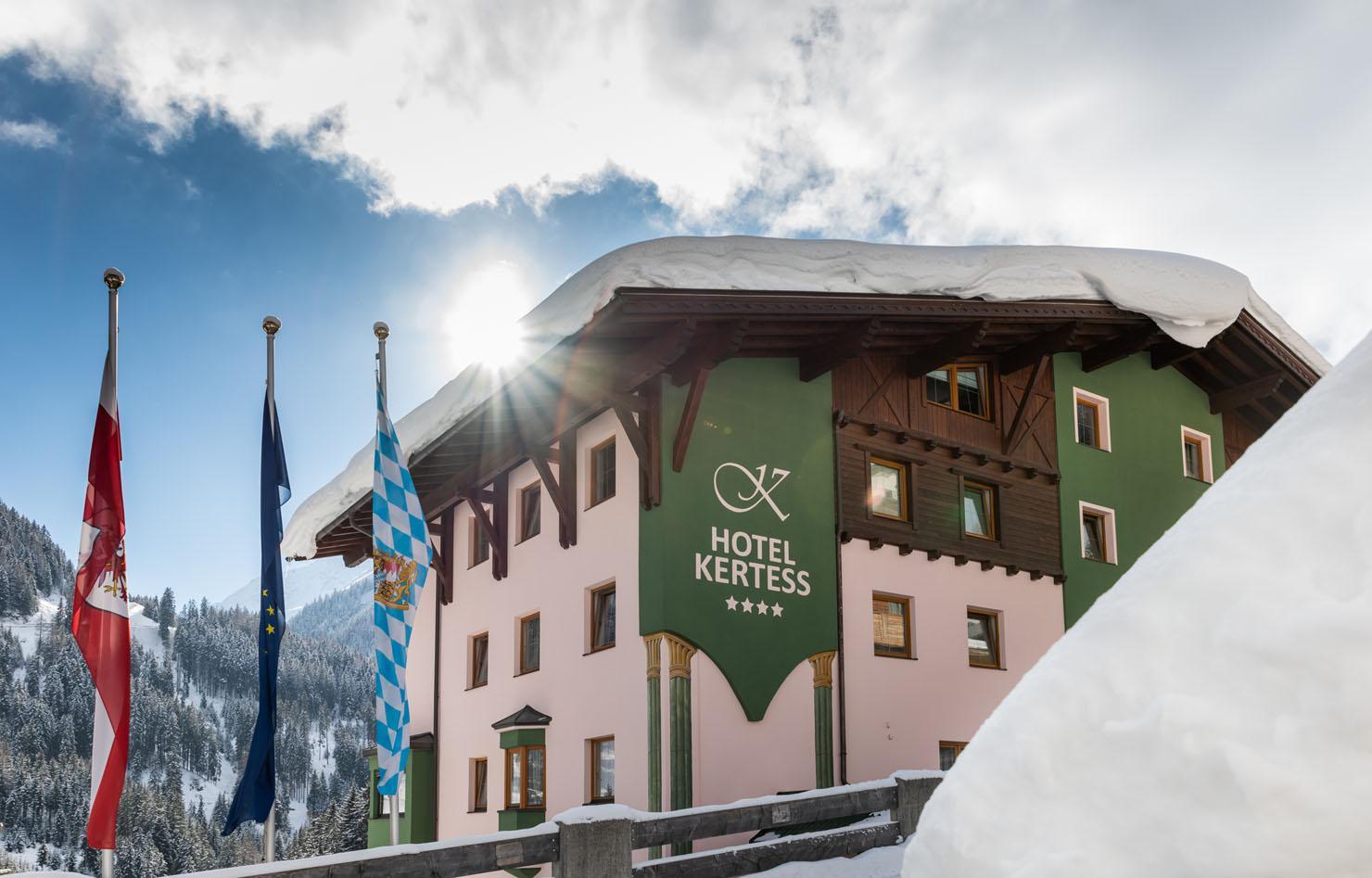 Meer info over Hotel Kertess  bij Summittravel