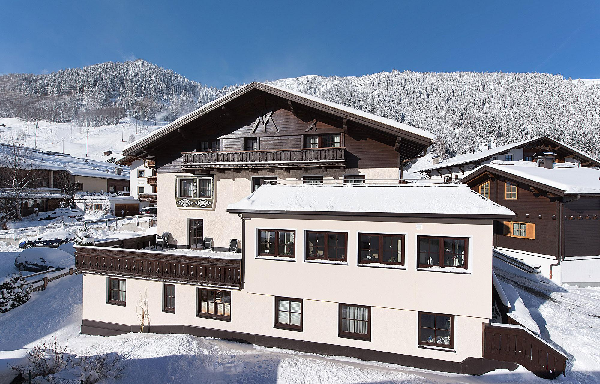 Pension Morgensonne Tirol
