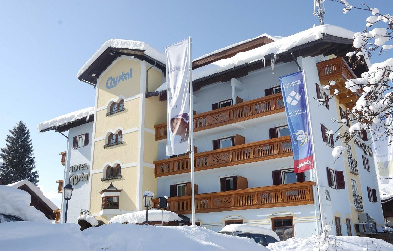 Hotel Crystal Das Alpenrefugium Tirol