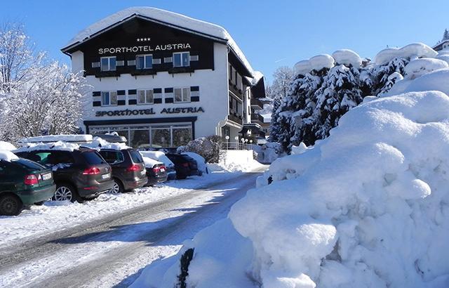 Sporthotel Austria Tirol