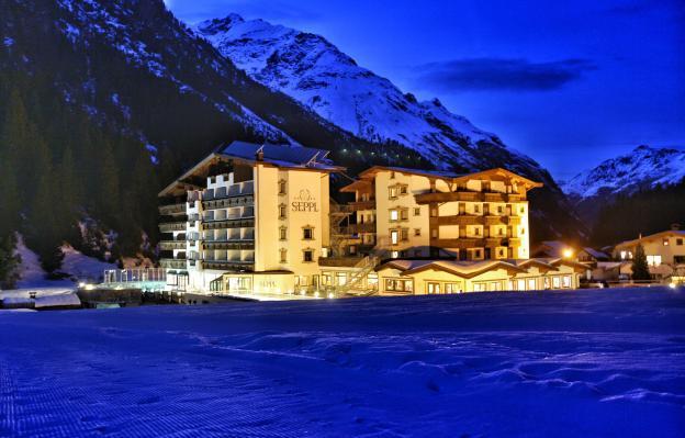 Meer info over Hotel Sport & Vital Seppl  bij Summittravel
