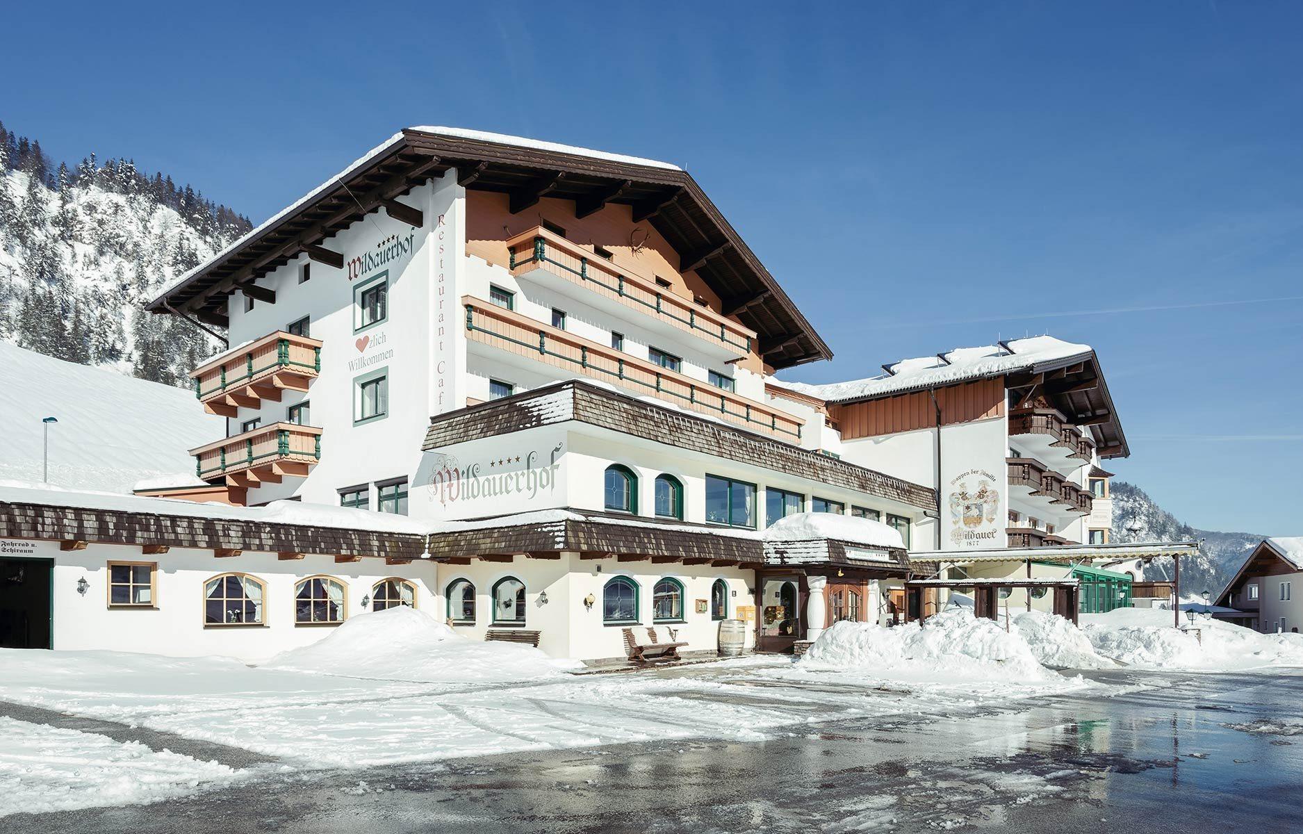 Hotel Wildauerhof Tirol