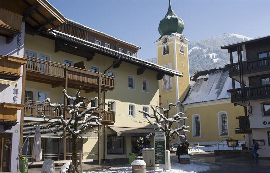 Appartementen Klausner Tennhaus Tirol