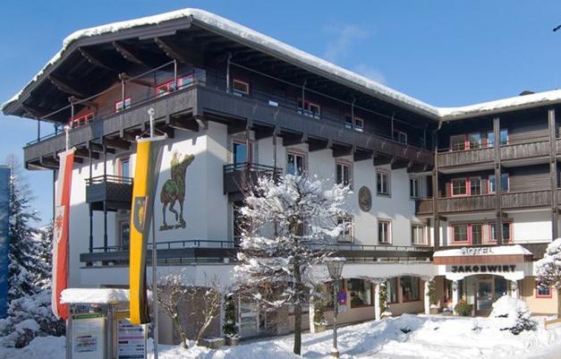 Hotel Jakobwirt Tirol